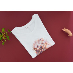 T-shirt hérisson