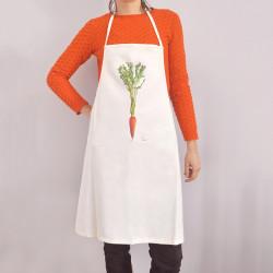Tablier carotte